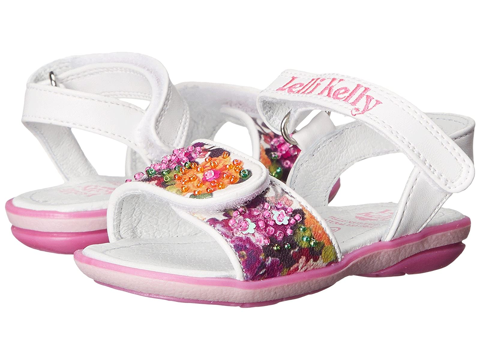 Lelli Kelly Kids Bella Sandal Kid) (Toddler/Little Kid) Sandal 0d92bf