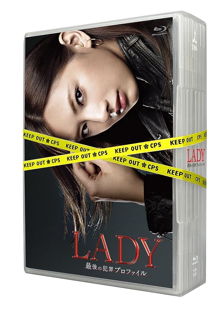 社会科チケットクレーンLADY?最後の犯罪プロファイル? Blu-ray Box