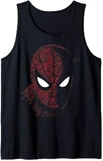 Best spiderman tank top mens Reviews