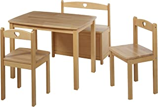 Schardt Bench Kids  Natural
