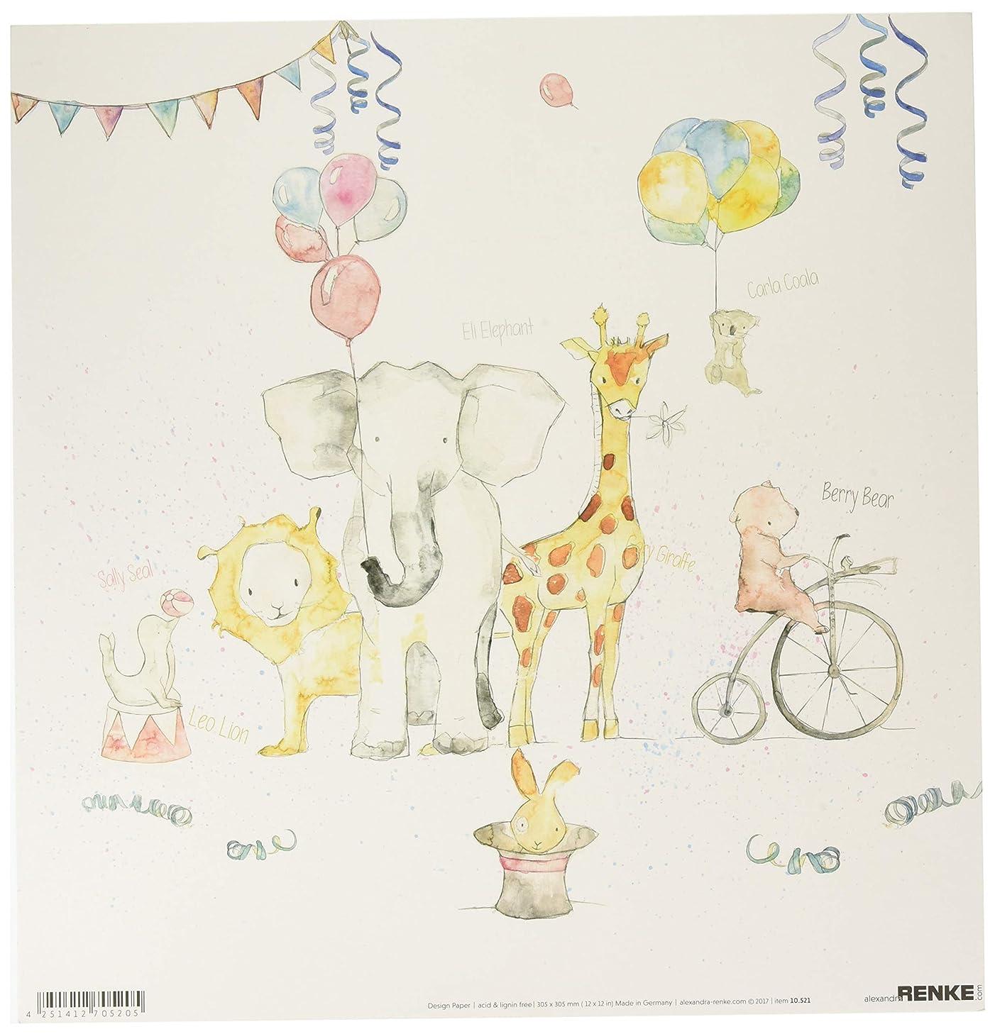 Alexandra Renke 10.521 Circus Design Paper 12