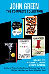 John Green: The Complete Collection Kindle Edition