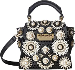 Eartha Kit Mini Top-Handle Bag