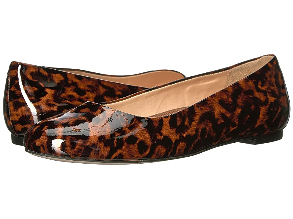 Walking Cradles Bronwyn (Leopard Patent) Women