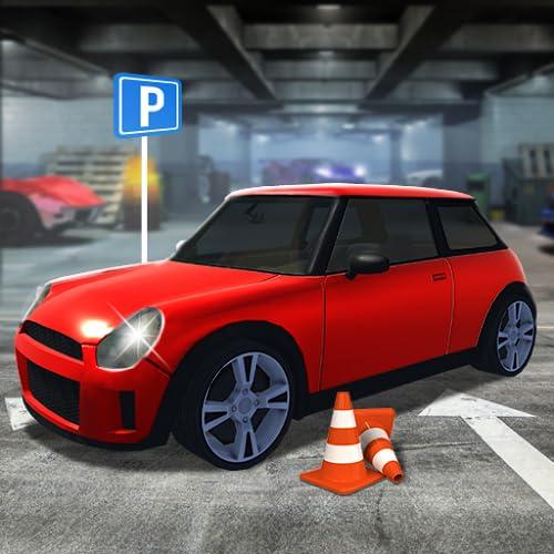 駐車場3D:自動車運転シミュレーター