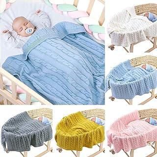 Owlike Blanket Newborn Toddler Swaddle Blanket, Soft Thick Baby Kids Toddler Knit Warm Blanket Swaddle Sleeping Wrap Bag