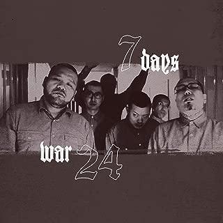 7 days war 24