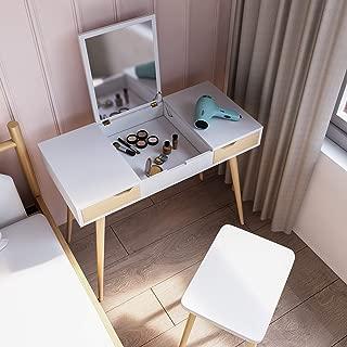 Jamesdar Blythe Vanity Table, White