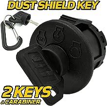 HD Switch Troy Bilt Ignition Key Switch - Colt XP Zero Turn Rider - OEM Upgrade W/2 Keys