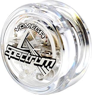 Yomega Spectrum – Light up Fireball Transaxle YoYo with LED Lights for Intermediate,..