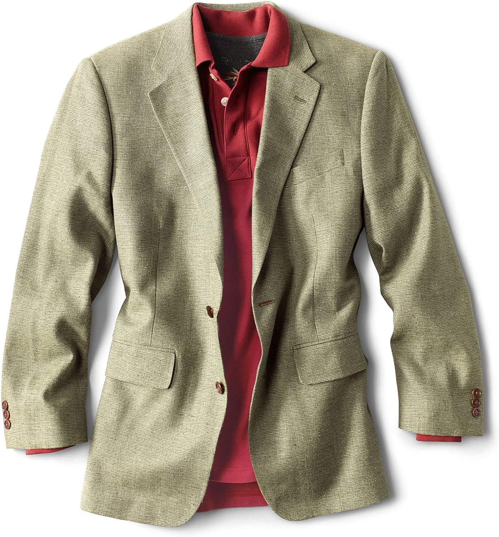 Orvis Silk Tweed Sport Coat - Regular