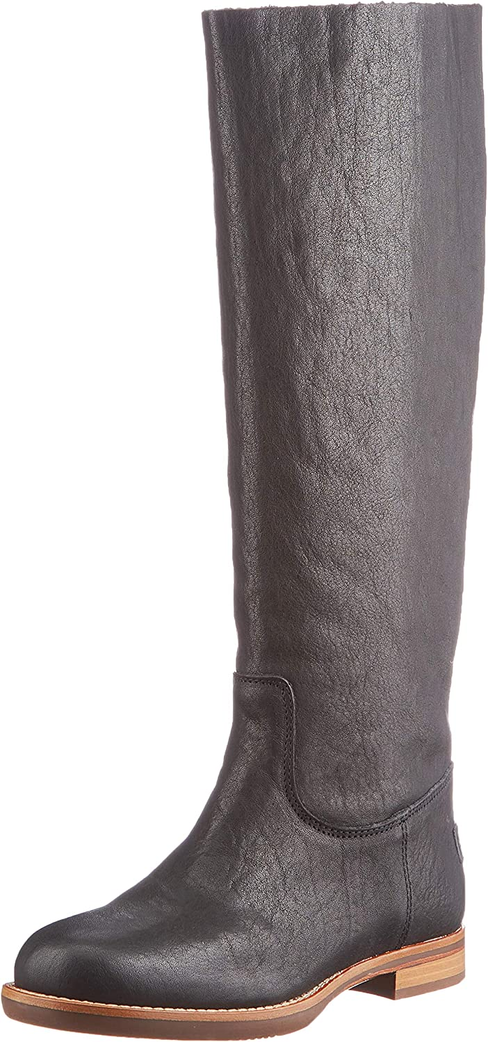 Shabbies Amsterdam Outlet ☆ Free Shipping Women's Bootie Boot Grain Max 81% OFF Leather cm 2