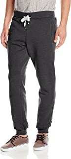 Men's Active Basic Jogger Fleece Pants-Reg and Big & Tall Sizes