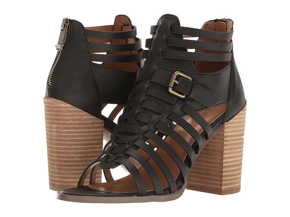 Report Beckett (Black) High Heels