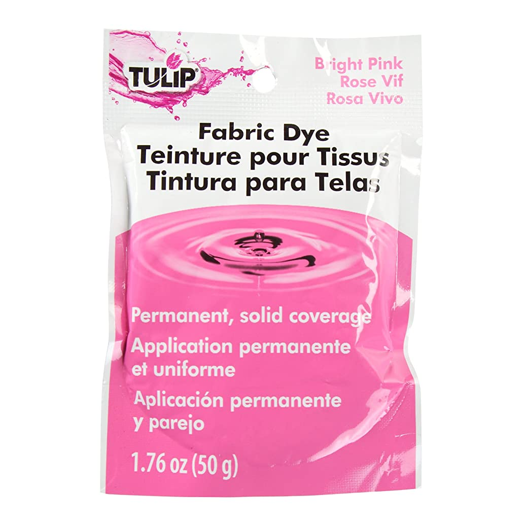 Tulip Permanent Fabric Dye- Bright Pink