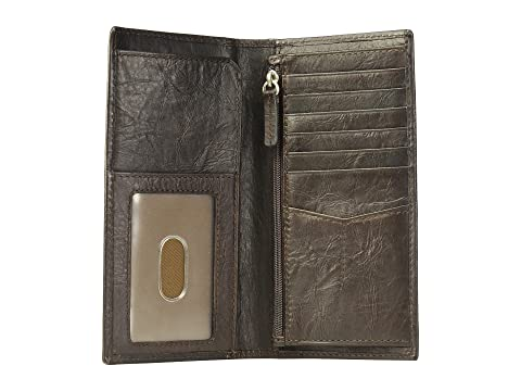 Neel Fossil Marrón Executive Estuche Card HxTFqd