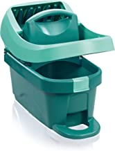 Leifheit Mop Press Professional Evo with Handy Integrated Wheels