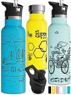 eco friendly personalised water bottles