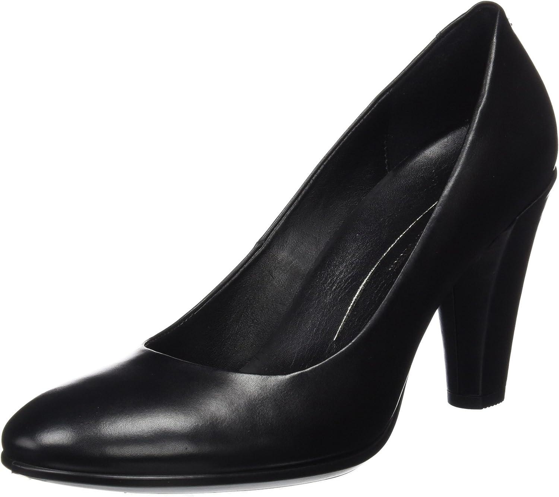 Ecco Shape 75 Round Elegant Black