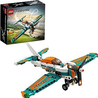 LEGO Technic Yarış Uçağı 42117 - Çocuklar için Oyuncak Uçak Yapım Seti (154 Parça)