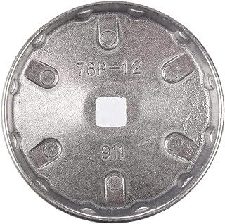 BiuZi Chiave for Filtro Olio Cup Style Filtro Olio Chiave a brugola Strumento di Riparazione di rimozione Presa for autocarri 66-67mm
