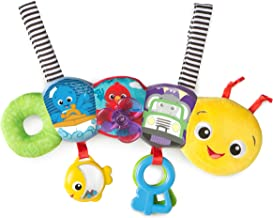 Baby Einstein Travel-Pillar Discovery Toy Bar Car Seat and Stroller