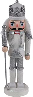 """Clever Creations Traditional King Nutcracker Collectible Wooden Christmas Nutcracker 