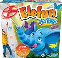 Elefun Flyers Butterfly Chasing Game for Kids Ages 4 and Up, Active Game for 1-3 Players