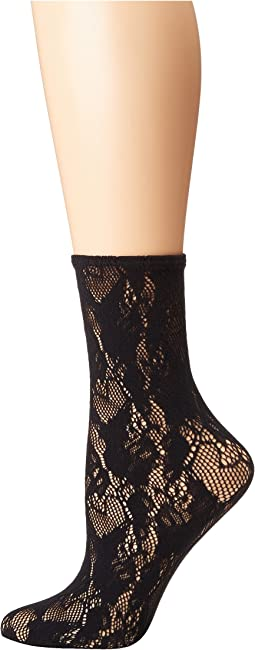 Wolford Louise Lace Socks