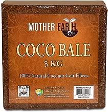 Mother Earth Coco Bale   5kg   100% Natural Coconut Fiber