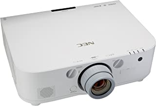 NEC NP-PA622U-13ZL 6200 Lumen Advanced Professional Installation Projector with Lens