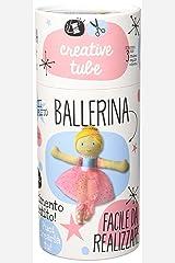 Costruisci la tua ballerina. Creative tube. Ediz. a colori. Con gadget Copertina rigida