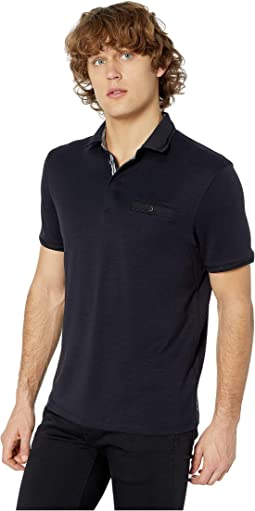 4d96662d Men's Ted Baker Shirts & Tops + FREE SHIPPING | Clothing | Zappos.com