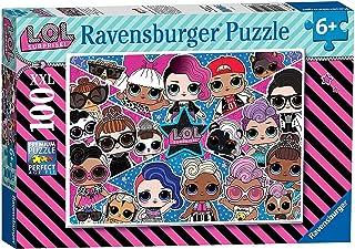 Ravensburger - Puzzle L.O.L., 100 piezas XXL (12882