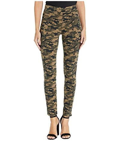 Jag Jeans Marla Pull-On Camo Ponte Leggings (Camouflage) Women