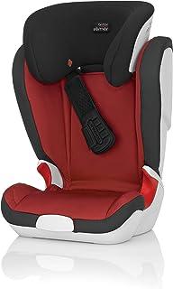 Britax Römer Auto asiento Kid XP, grupo 2–3, colección 2015, 15–36kg rojo, gris