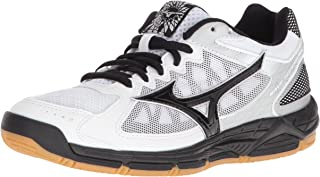 Mizuno Wave Supersonic Womens White-Black 7.5 White/Black