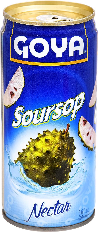 Goya Soursop, Guanabana Nectar, 9.6 oz