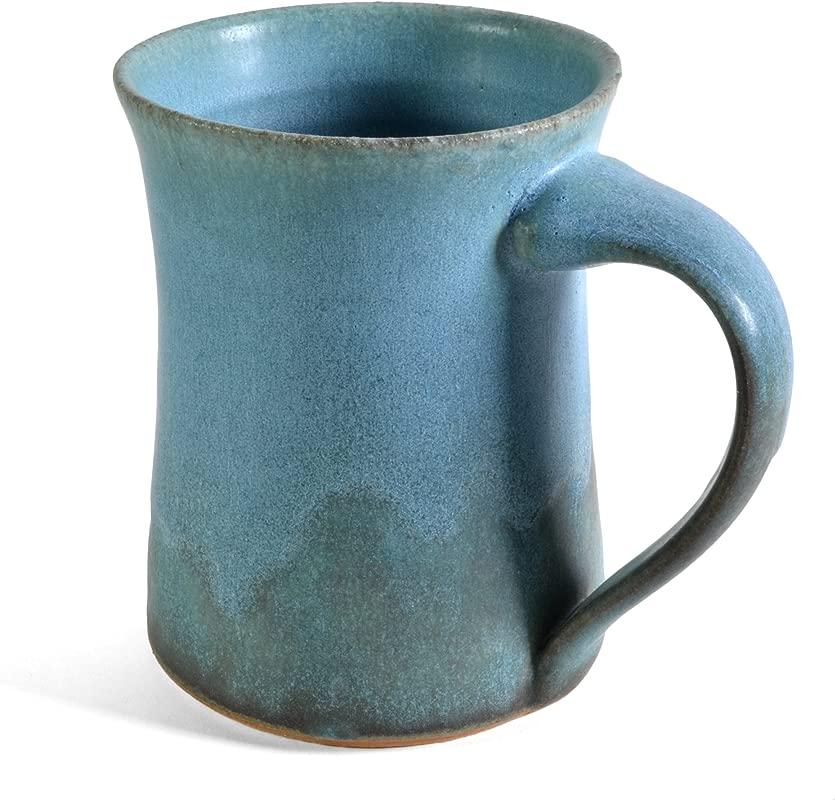 Dock 6 Pottery Mug Turquoise
