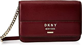 DKNY Women's Wallet, Blood Red - R9353D70