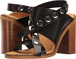 Adjustable Studded Strap Sandal