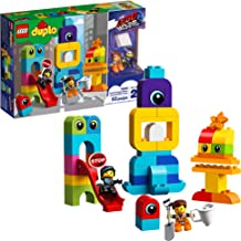 LEGO Duplo The Movie 2 Emmet and Lucy's Visitors from The Duplo Planet 10895 Building Bricks, 2019 (53 Pieces)