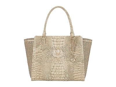 Brahmin Hutchinson Petra II Tote (Stardust) Handbags