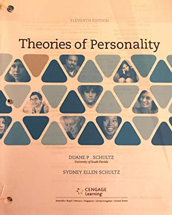 Theories of Personality, Loose-Leaf Version