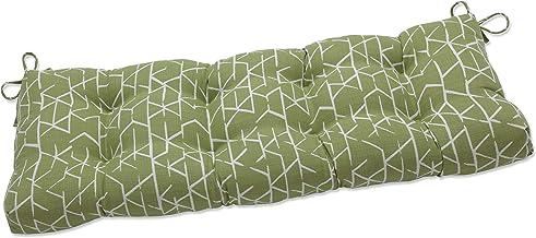 وسادة مثالية للاستخدام في الأماكن المغلقة من Kengo Artichoke في الهواء الطلق، 48 × 18 × 5، أخضر
