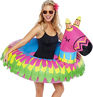 BigMouth Inc Giant Party Piñata Pool Float, Giant Fun Pool Tube Perfect For Summer, Swim Float with Patch Kit Included