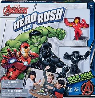 Cardinal Games Marvel's Avengers Hero Rush Board Game, Multicolor, 6051278
