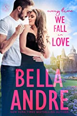 Every Time We Fall In Love (New York Sullivans) (The Sullivans Book 18) Kindle Edition