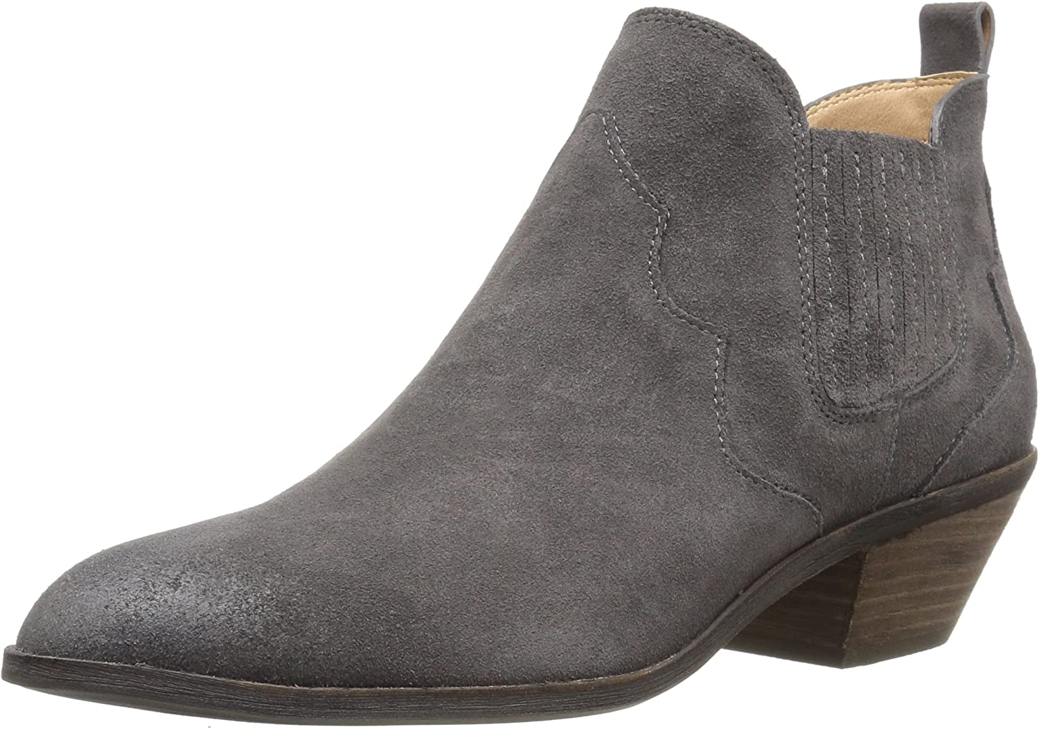 GH BASS AND CO Women's, Naomi Ankle Boots Charcoal 8 M