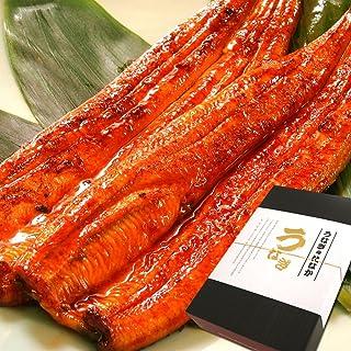 国産うなぎ お中元 ギフト うなぎの長蒲焼き真空パック(150~160g)2本セット